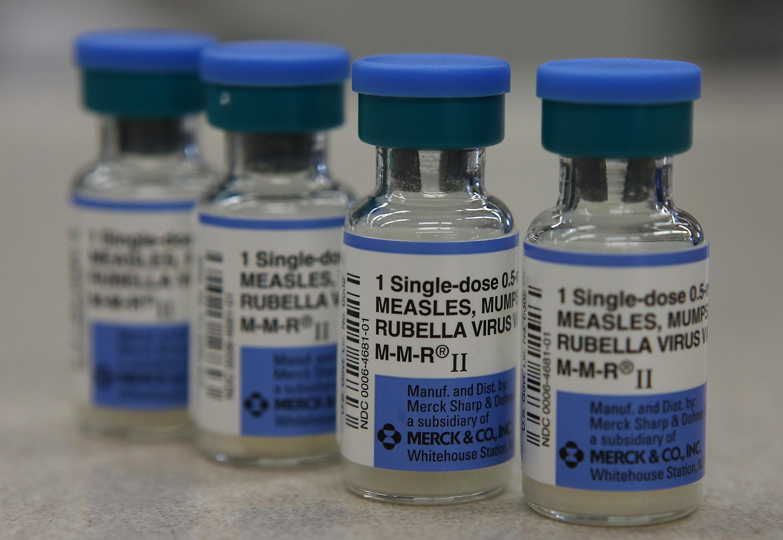 Measles crisis killed more than 140,000 last year with majority of victims aged under five