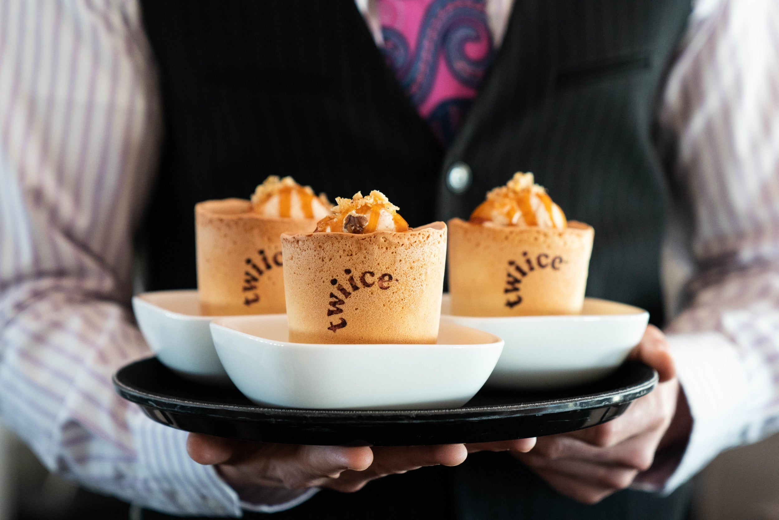 Air New Zealand launches coffee cups you can eat to reduce