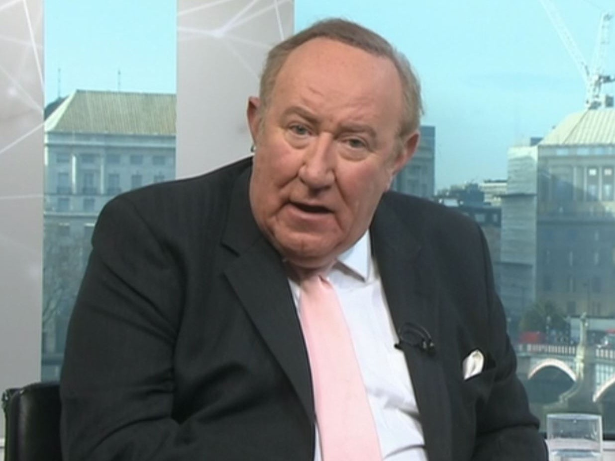 During an interview with Nigel Farage, Andrew Neil managed to destroy Boris Johnson — who wasn't even there