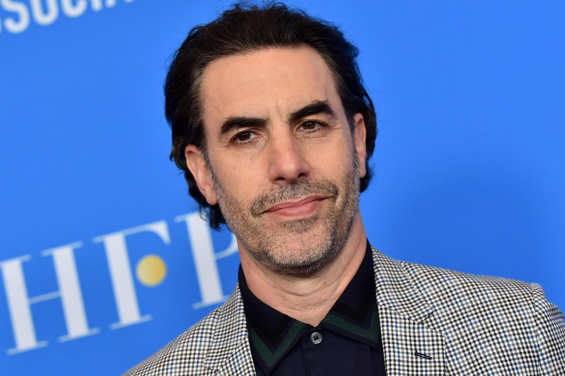 Sacha Baron Cohen calls out Larry Page and Sergey Brin: 'Stop Google and YouTube from spreading white supremacy'