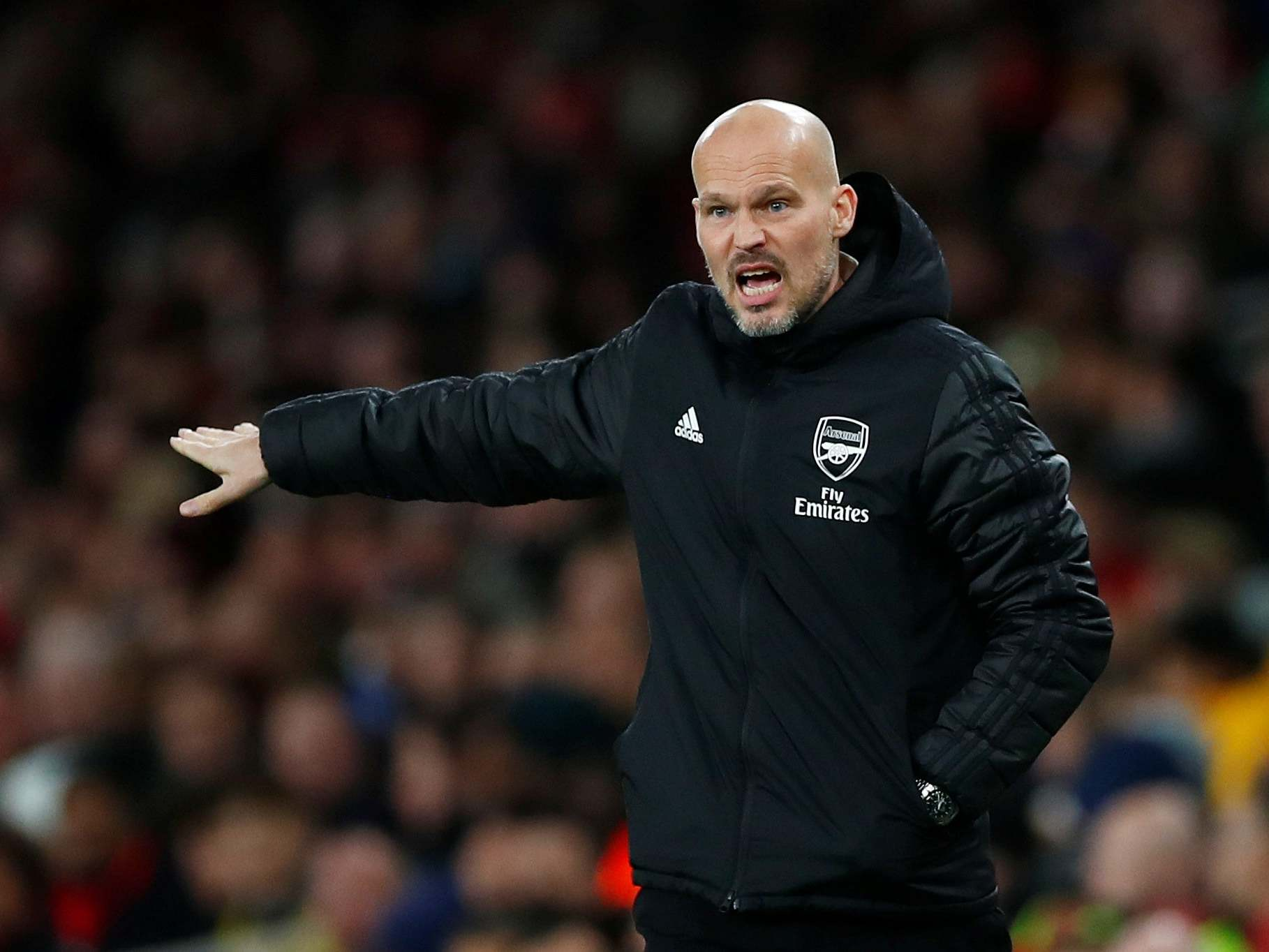 Arsenal vs Brighton: Freddie Ljungberg admits players are 'low on confidence' after drab defeat