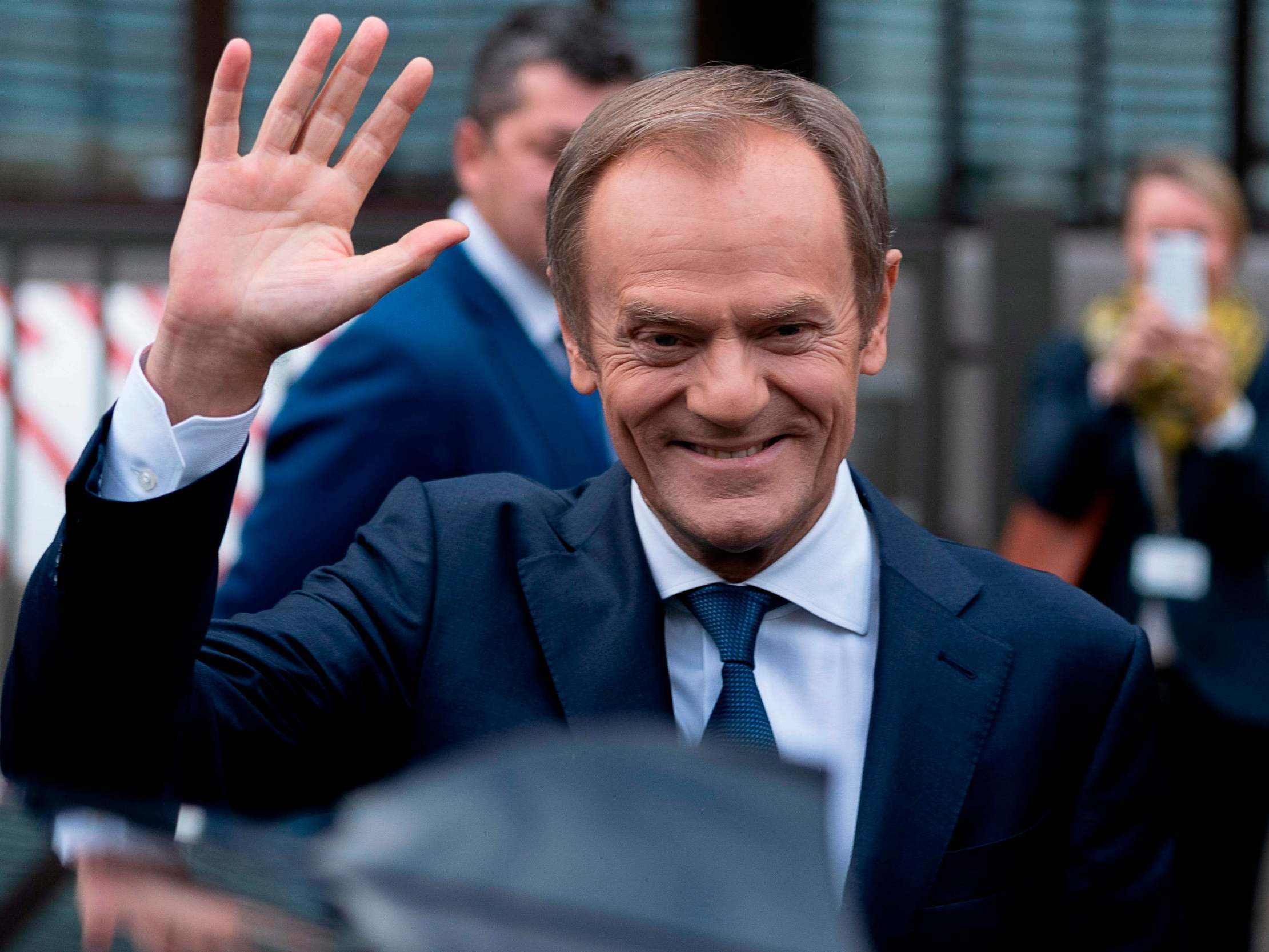 Brexit: Modern politicians show 'unprecedented readiness to lie', says Tusk