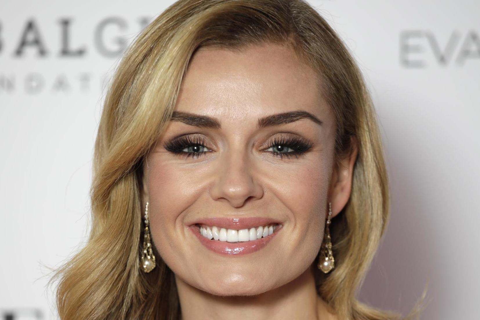 Opera star Katherine Jenkins mugged trying to stop another 'violent' mugging in London