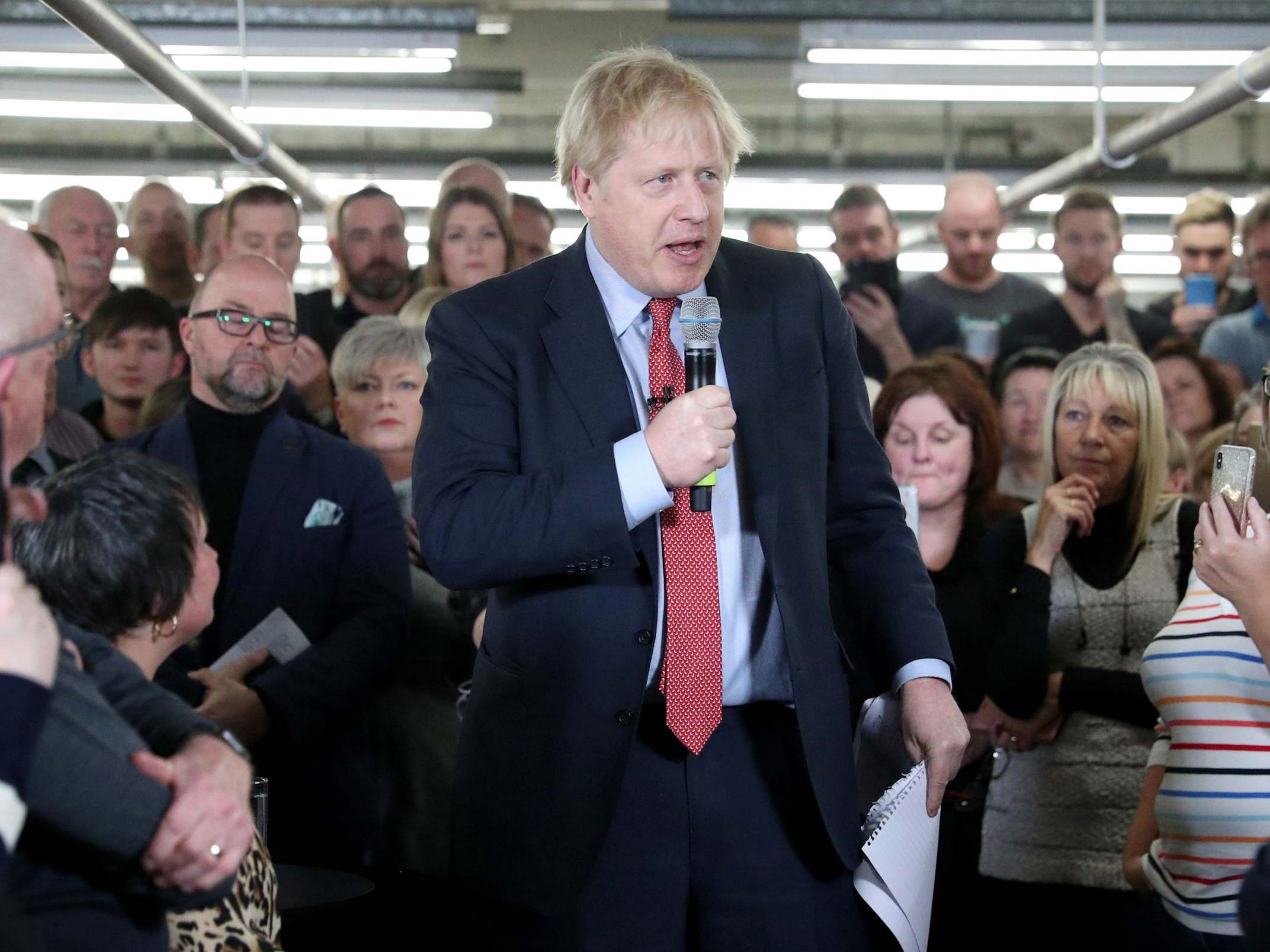 It doesn't matter that Boris Johnson actually said 'people of talent' – his views on race speak for themselves