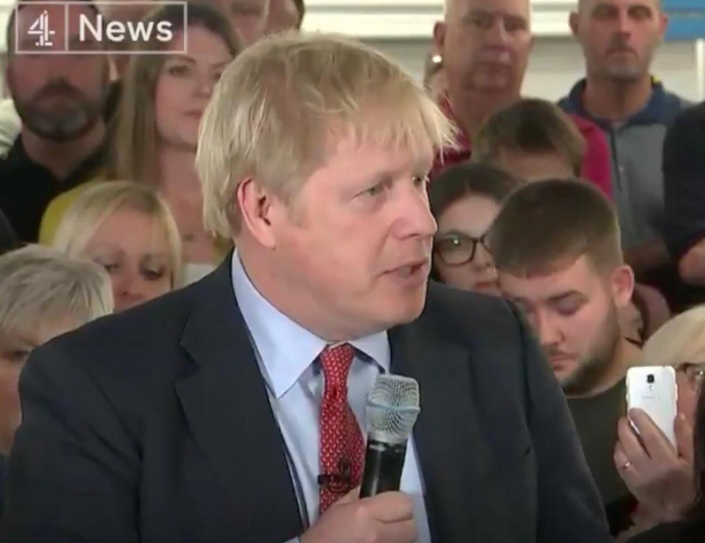 Boris Johnson 'people of colour' subtitles prompt confusion