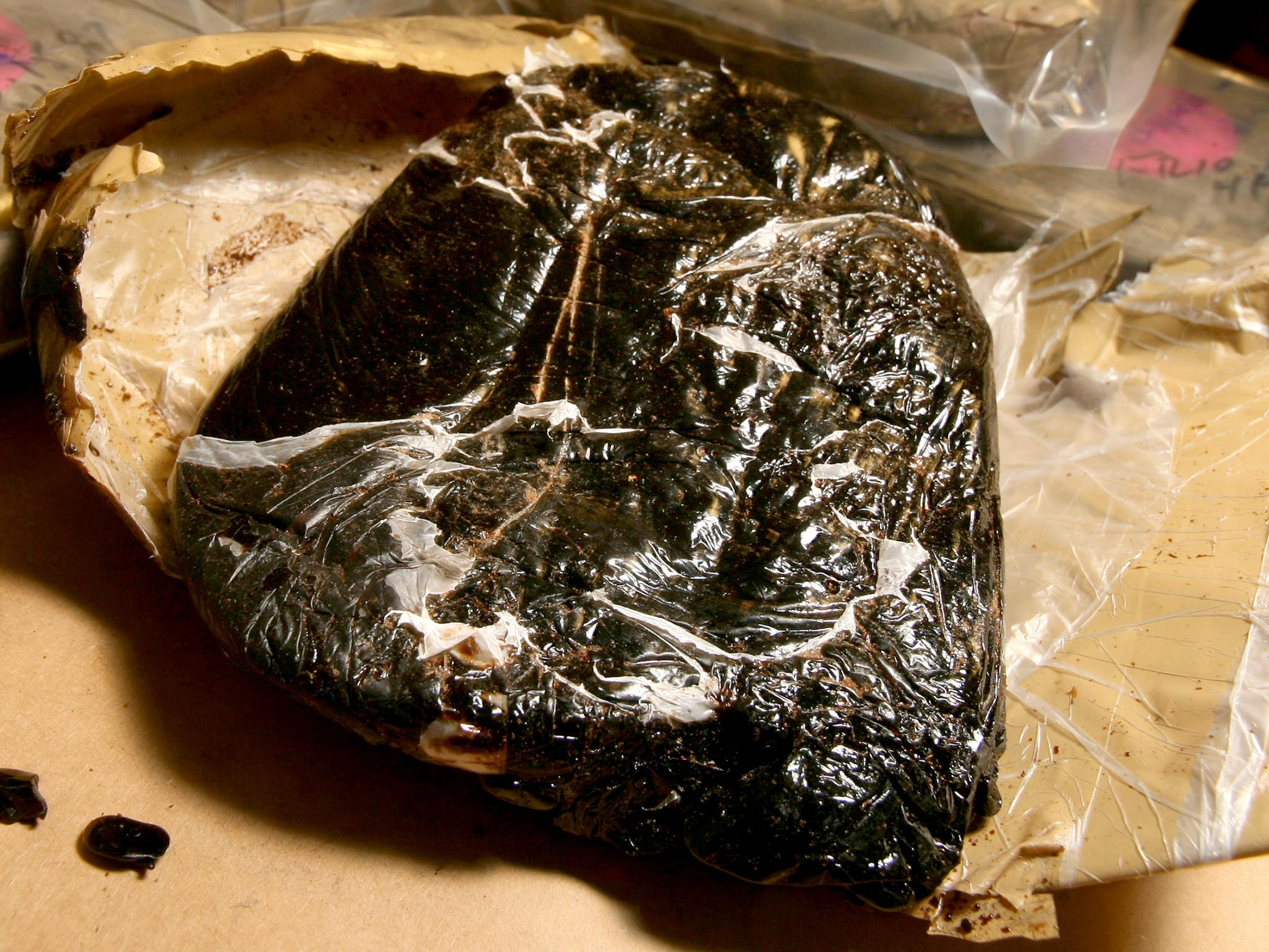 Black Tar Heroin 2000s Photo