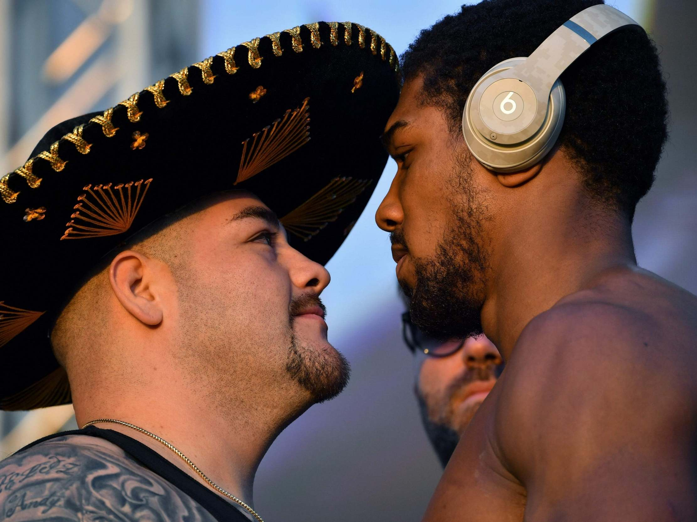 Why return of Rocky-style Anthony Joshua can spell end for Andy Ruiz's reign