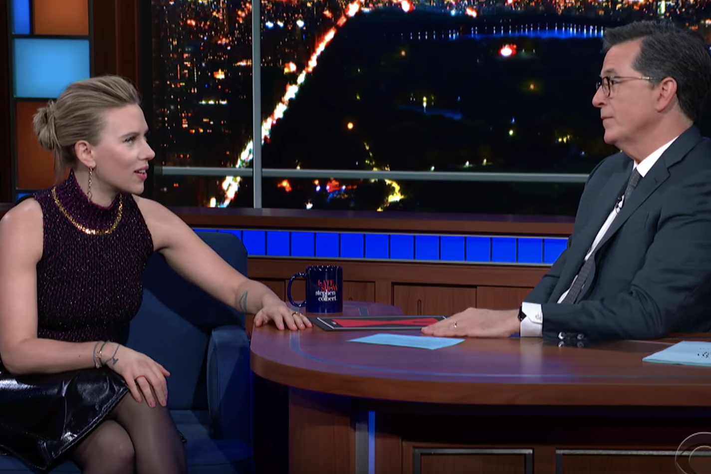 Black Widow star Scarlett Johansson says she didn't know film's trailer was coming out: 'They keep everything from me'