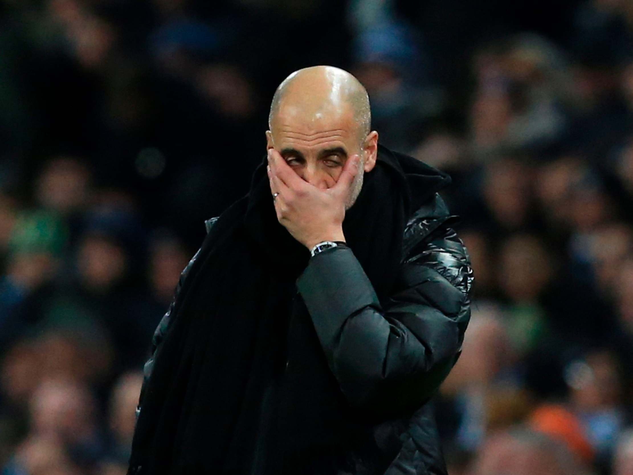 Man City vs Manchester United result: Derby defeat exposes Guardiola's biggest flaw in decisive title blow