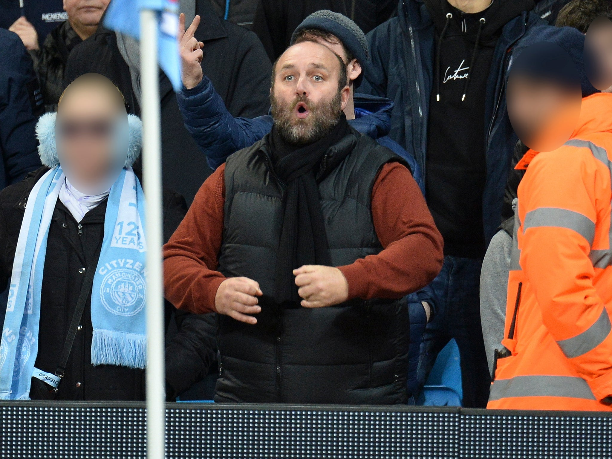 FA to investigate allegations of racist abuse during Manchester derby