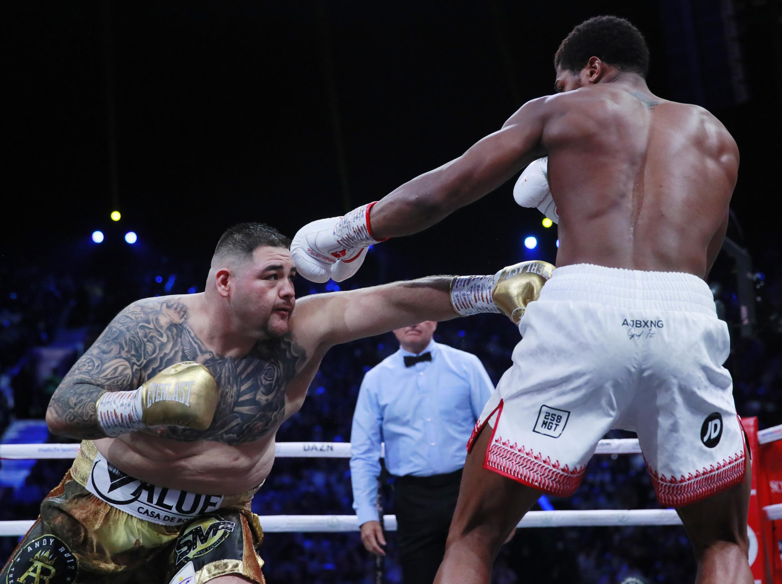 Anthony Joshua vs Andy Ruiz 2: What time does fight start in UK? Ring walks, TV channel and more