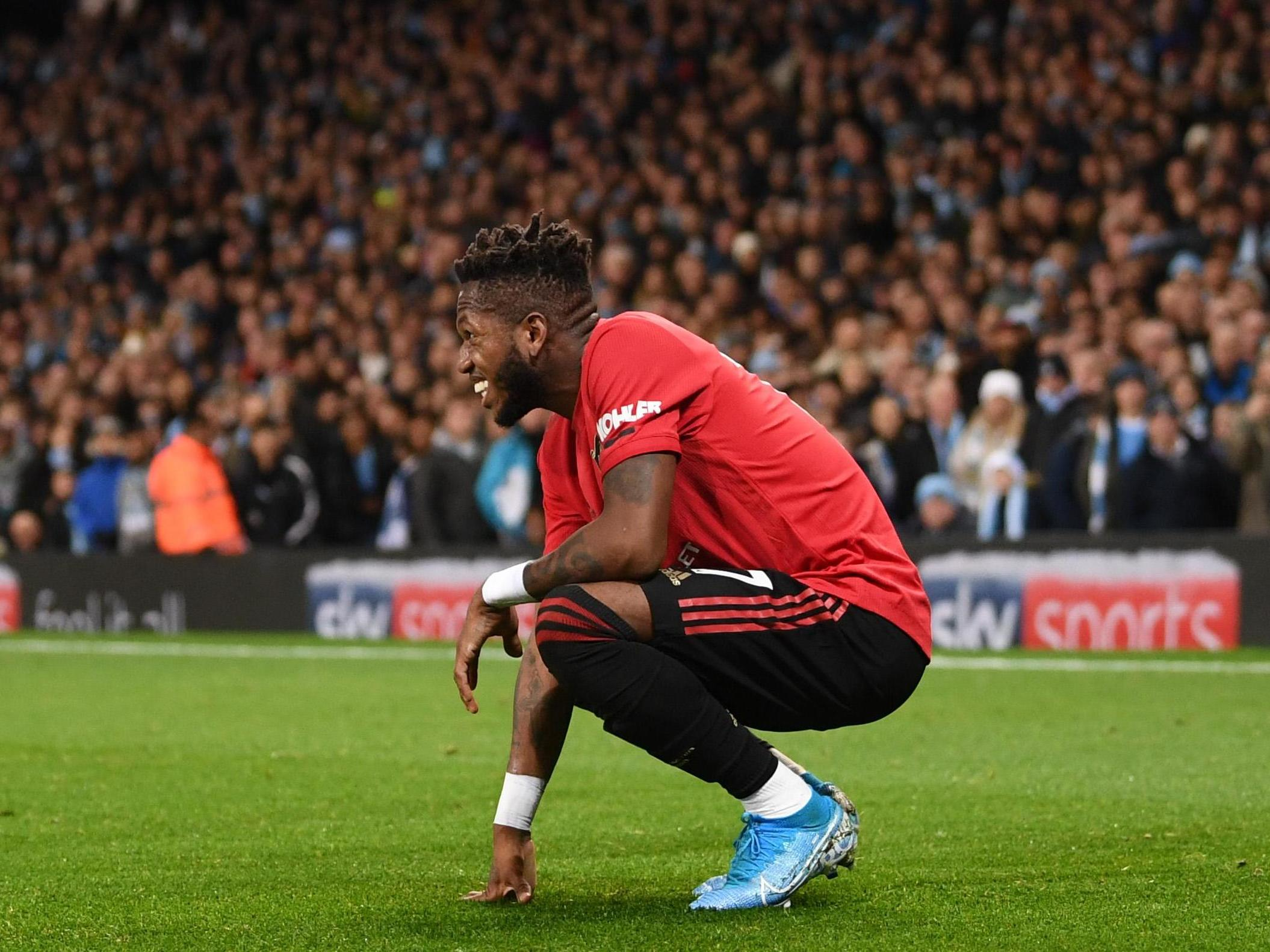 Manchester United midfielder Fred condemns 'backward society' after alleged racial abuse