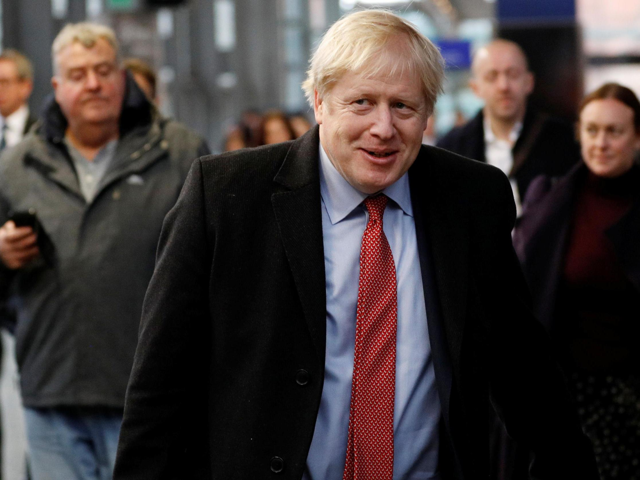 General election: Boris Johnson admits there will be Brexit customs checks