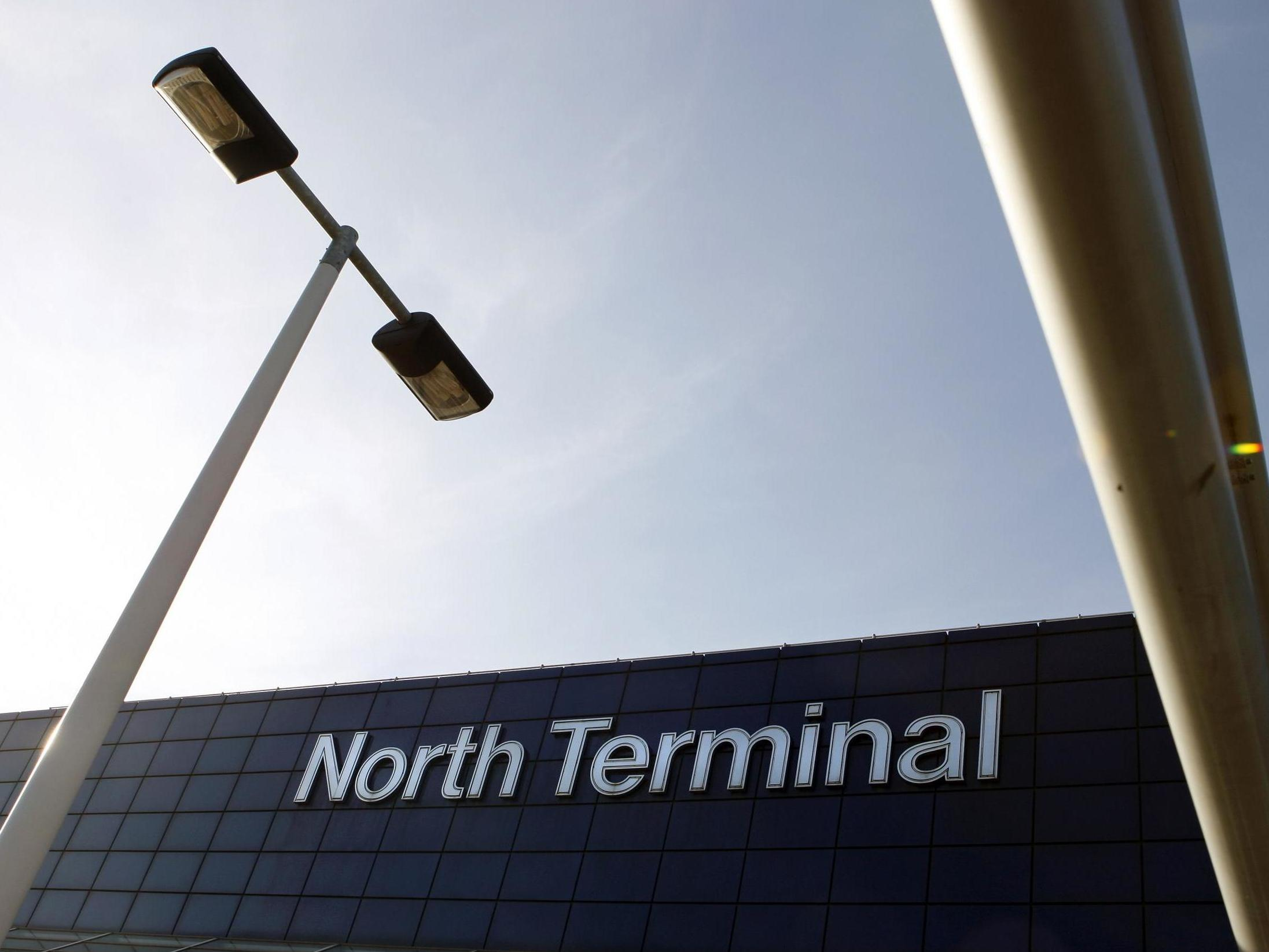 Woman dies after falling from top floor of Gatwick car park