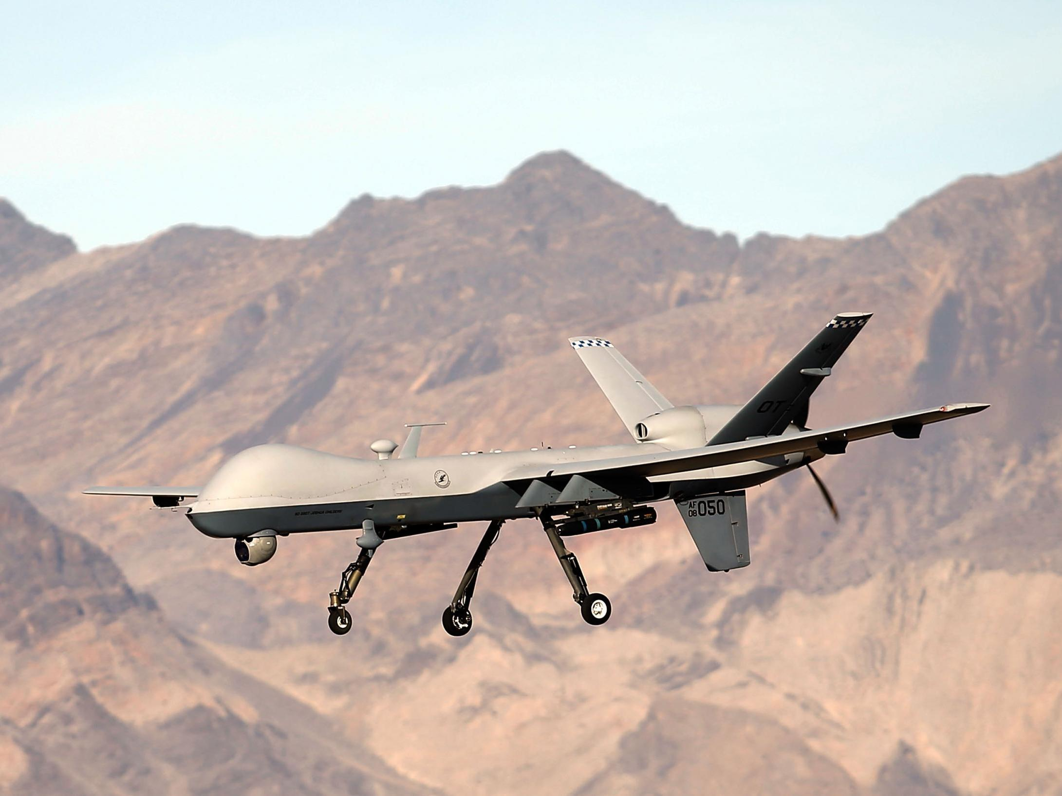 US military drone 'shot down by Russian forces in Libya'