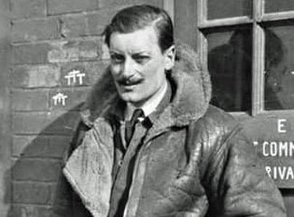 Maurice Mounsdon was one of the last remaining members of 'The Few'