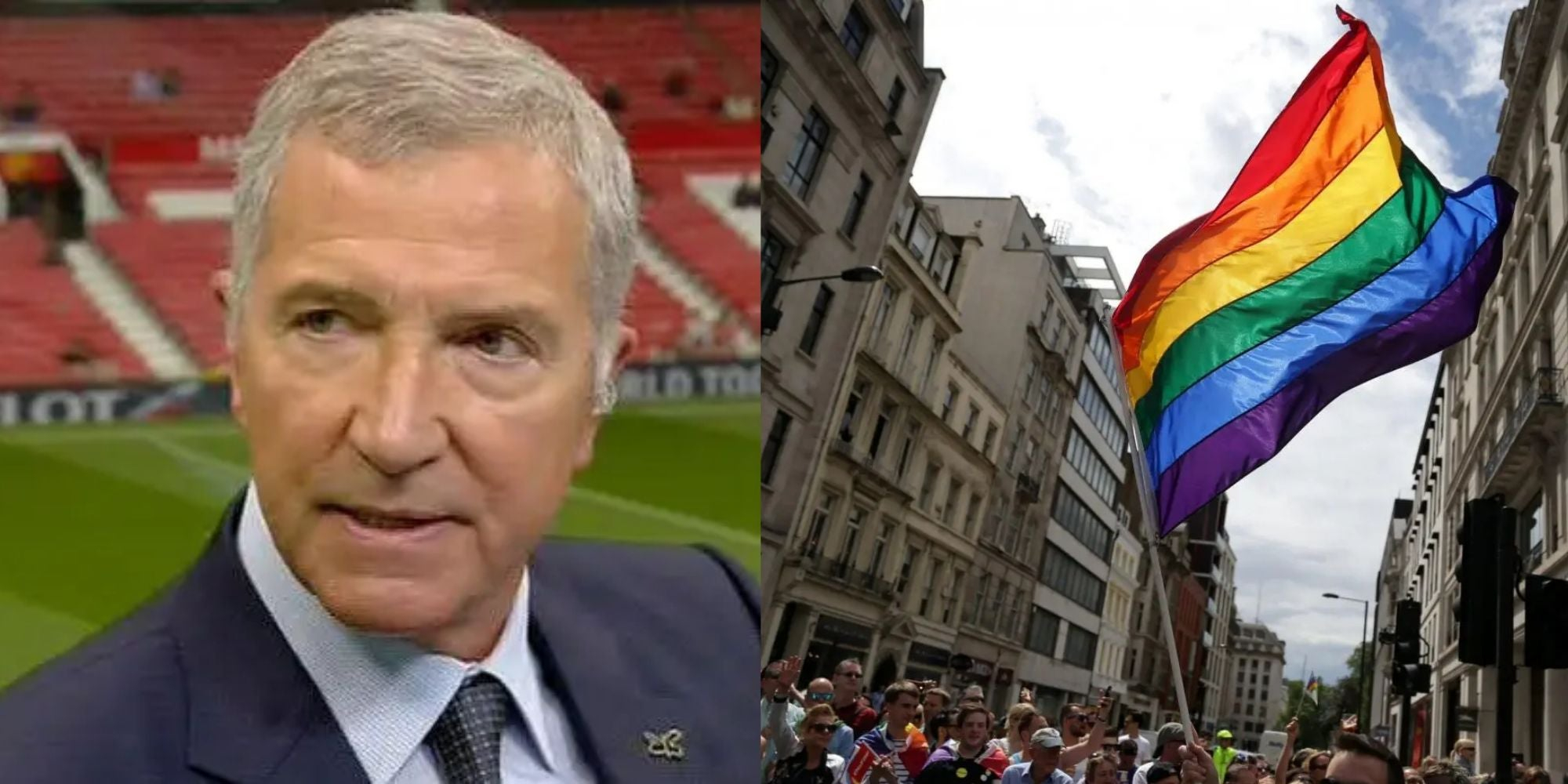 Graeme Souness went to Brighton Pride and is finally talking sense about homophobia in football