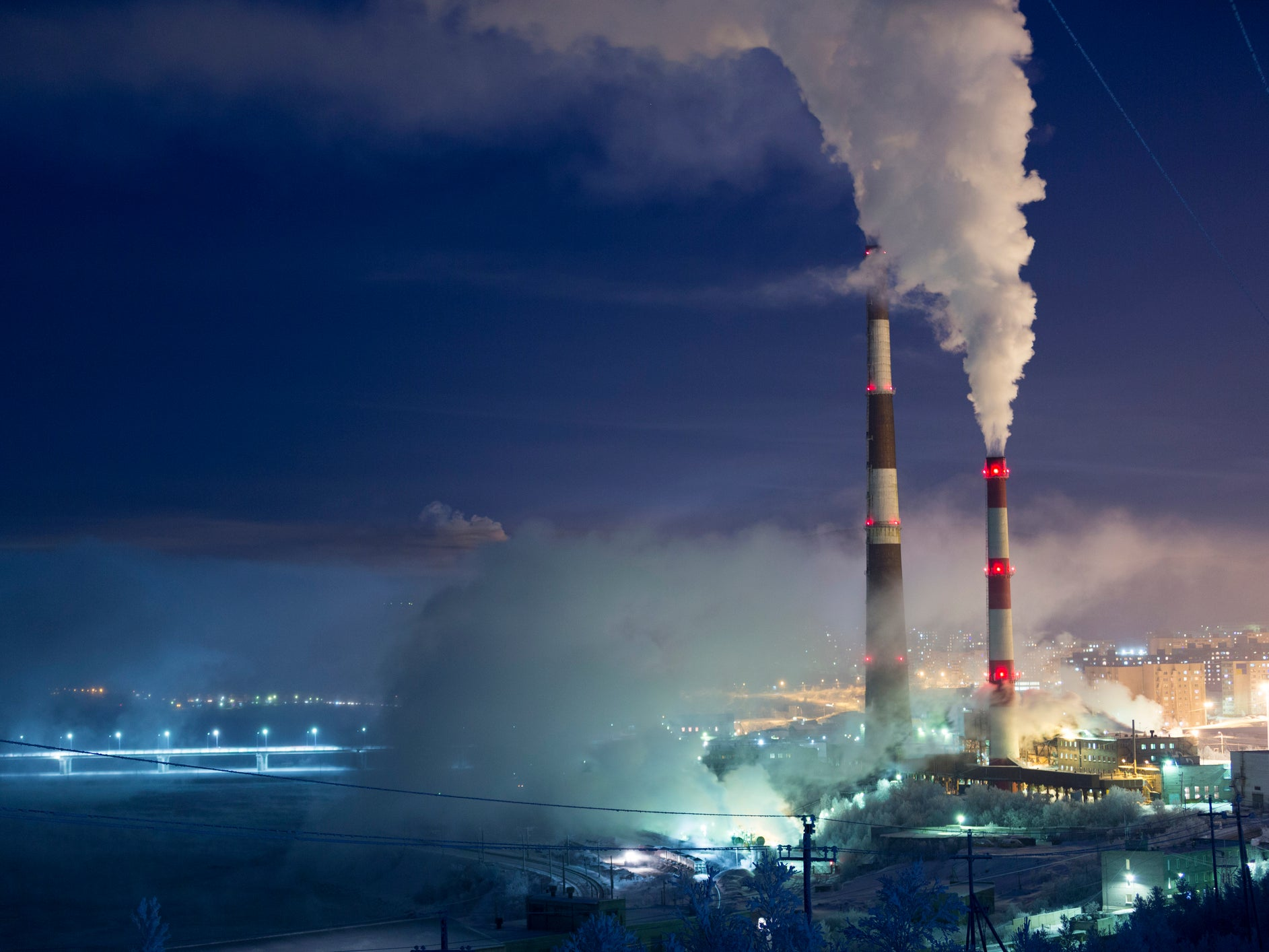 Polluting firms likely to lose almost half of their value due to cli…