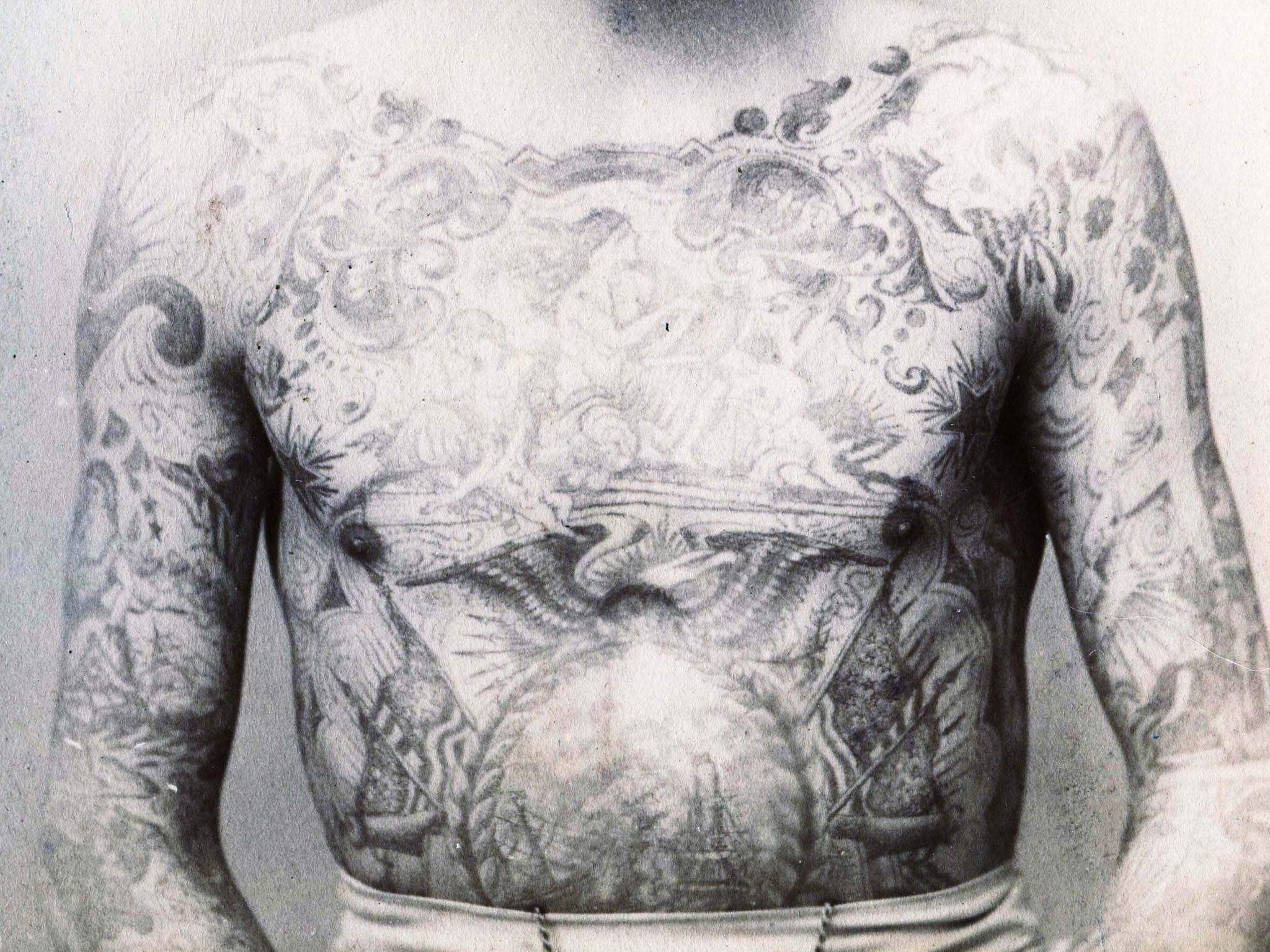 Beyond bad character: The history of tattoos on Victorian convicts