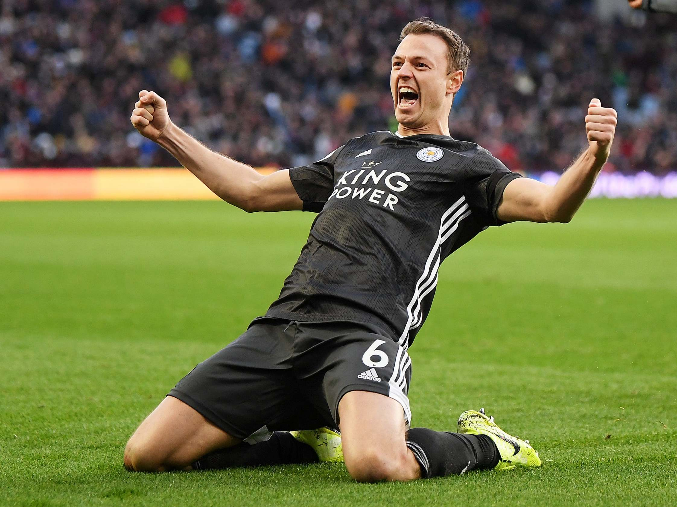 Jonny Evans reveals how Leicester are motivated by last-gasp defeat to Liverpool