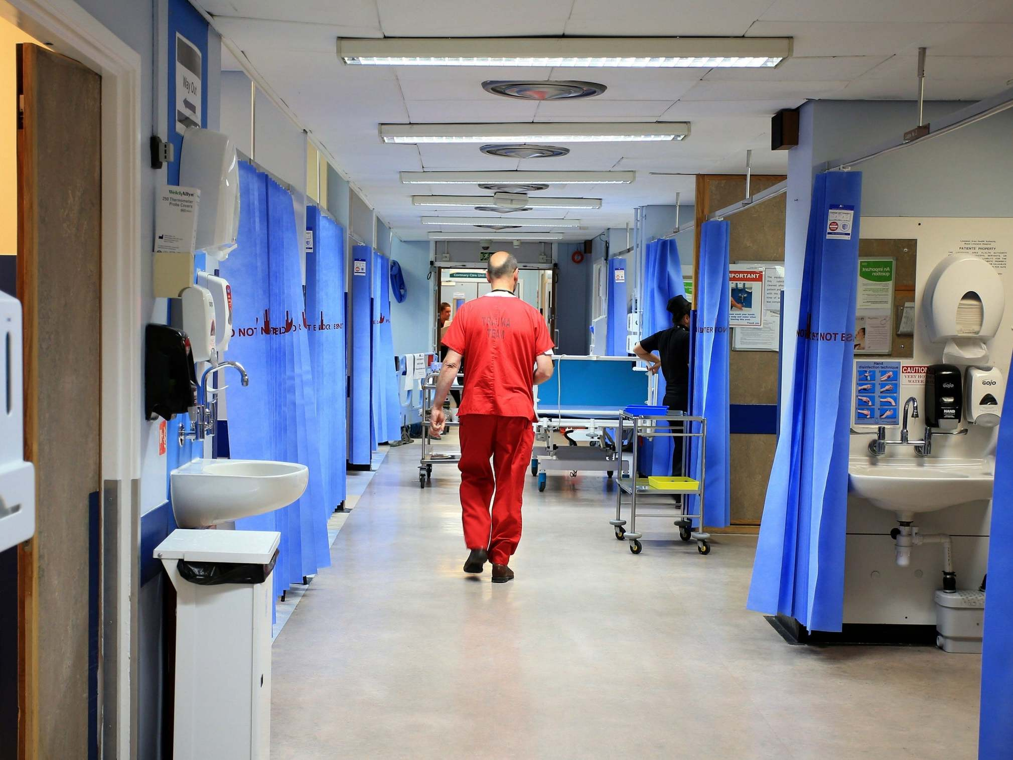The NHS staffing crisis is about the expanding knowledge gap – not just numbers