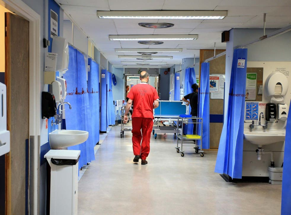 The NHS treats more than one million patients every 36 hours