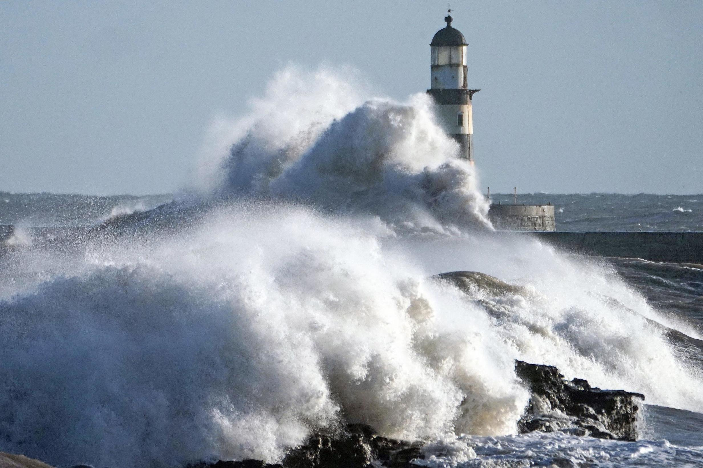 UK weather: Winds of up to 100mph expected to hit with yellow warnings in place