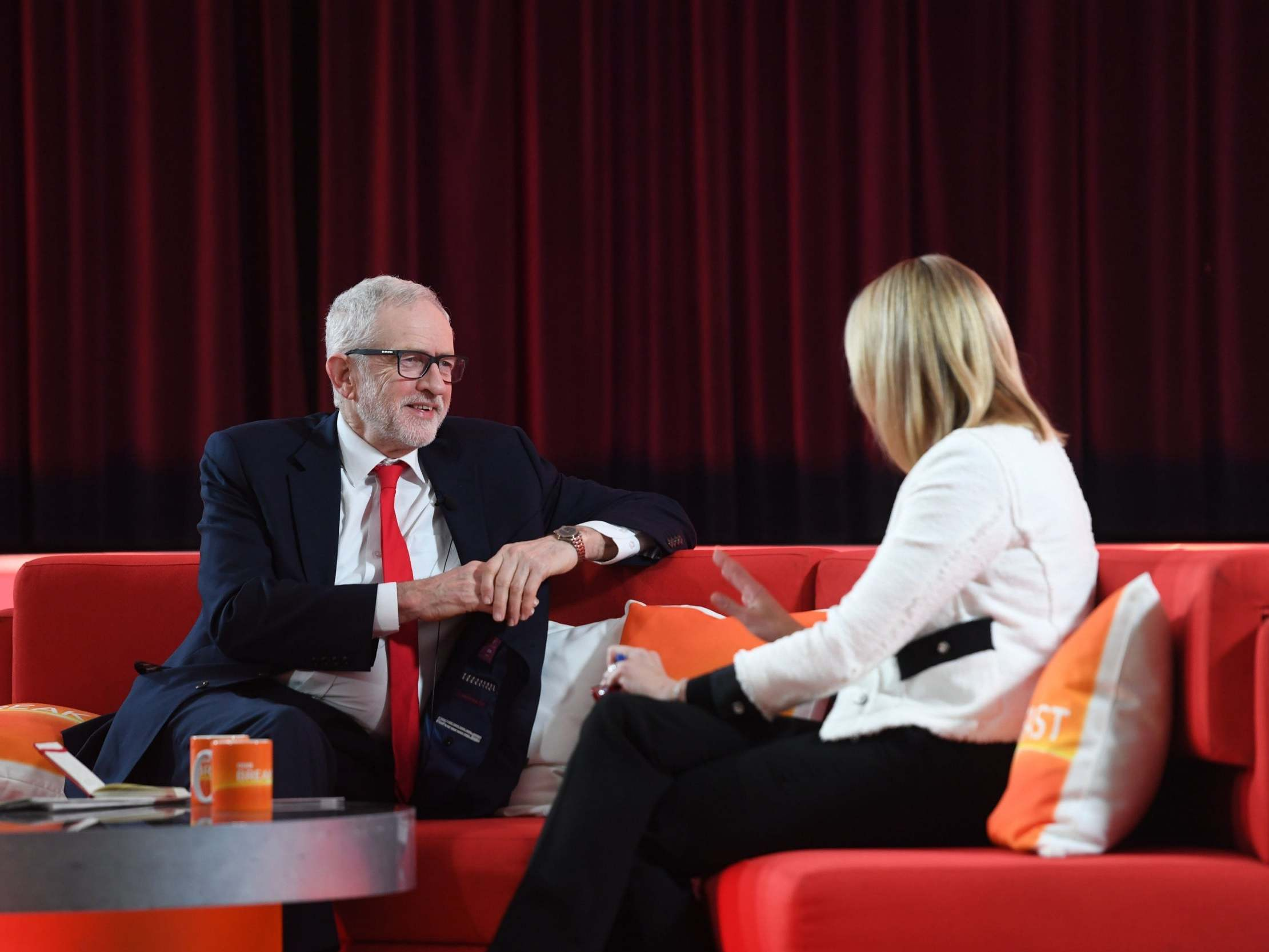 Jeremy Corbyn will appoint new team of Brexit negotiators backing 'both Leave and Remain' if Labour wins general election