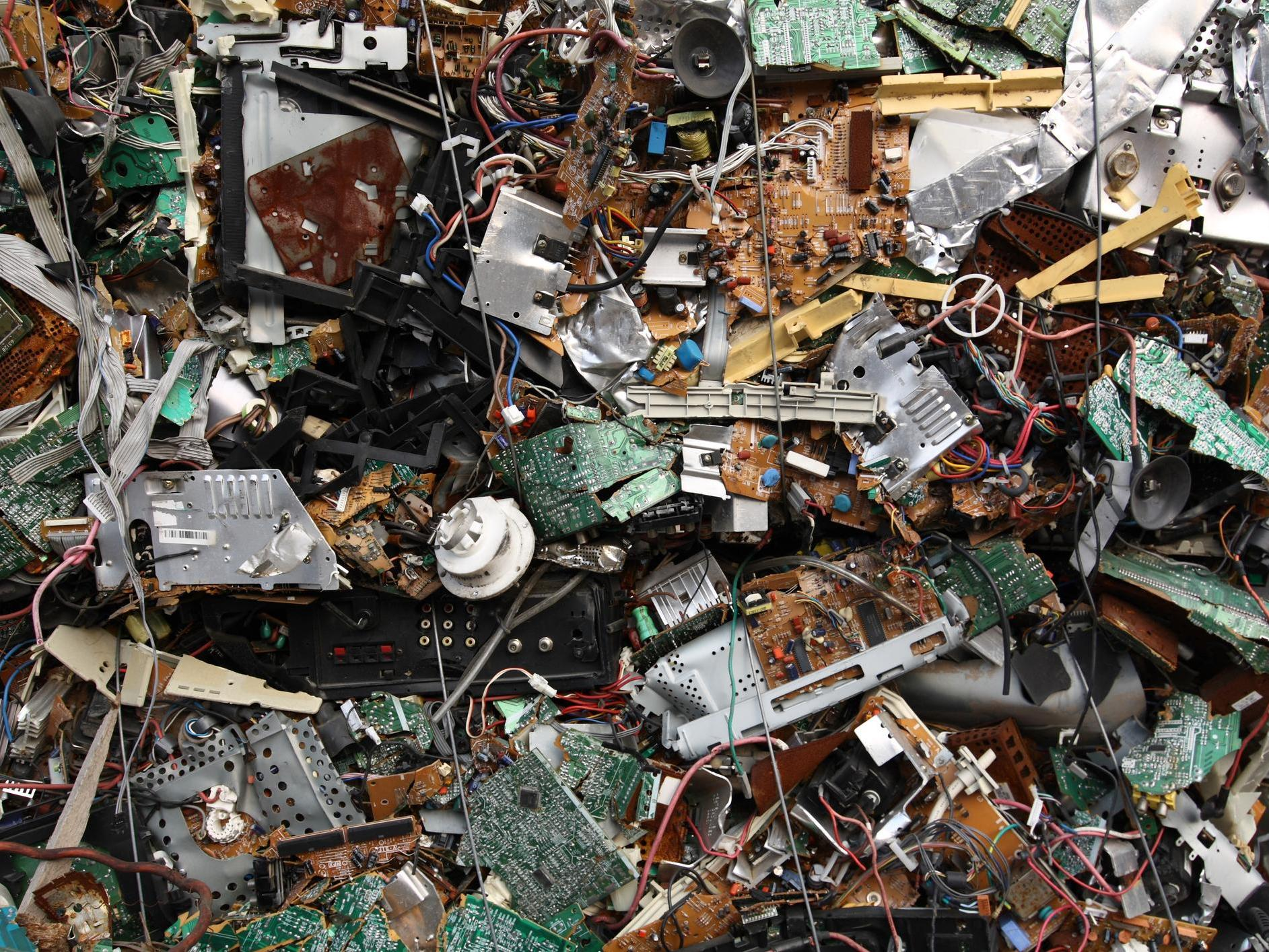 Recycled laptops triggering toxic fumes in Thailand