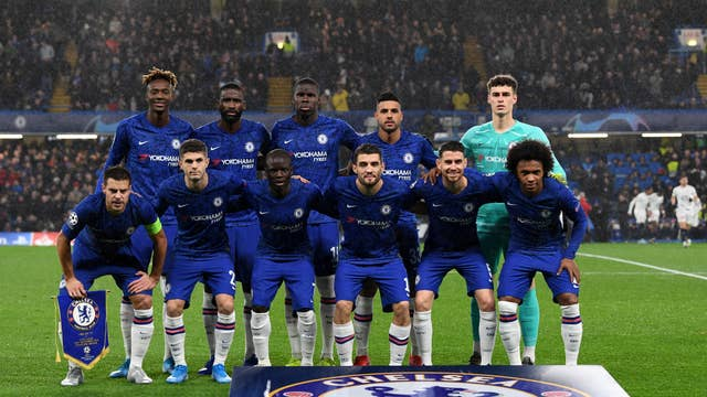 Chelsea S Possible Next Opponents For Champions League Last 16 The Independent The Independent