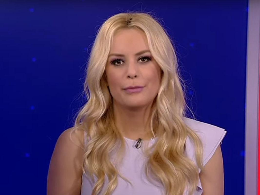Britt Mchenry Latest News Breaking Stories And Comment The