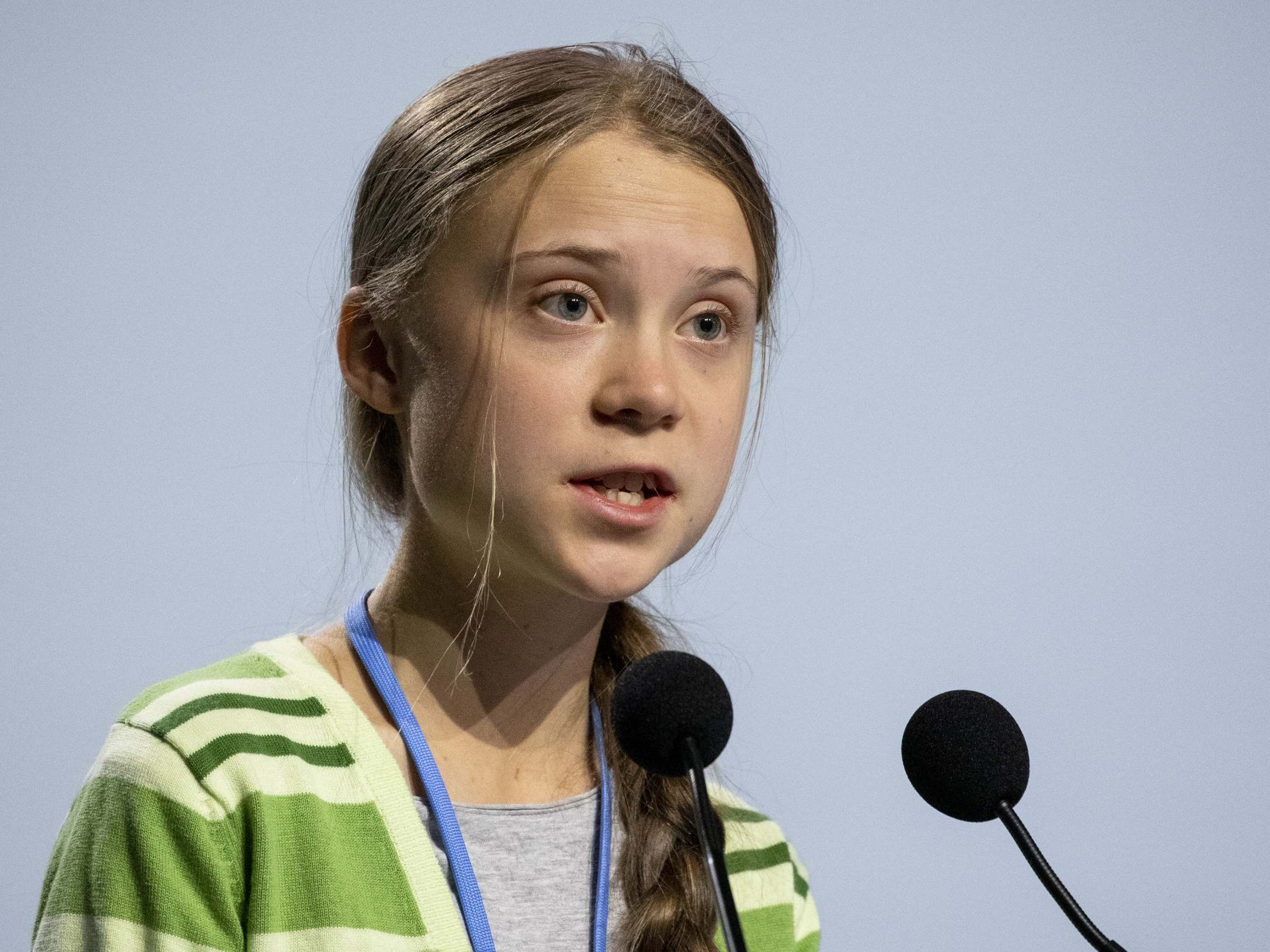 Greta Thunberg says she 'wouldn't have wasted my time ...