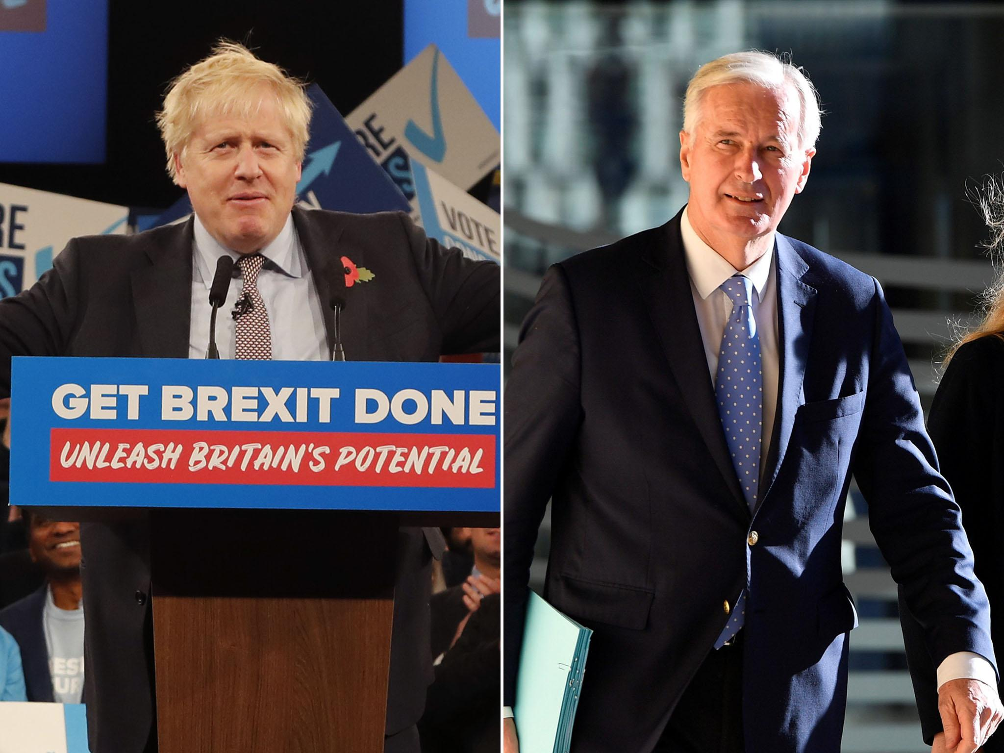 Brexit will not get done by 2021, EU chief negotiator admits in leak…