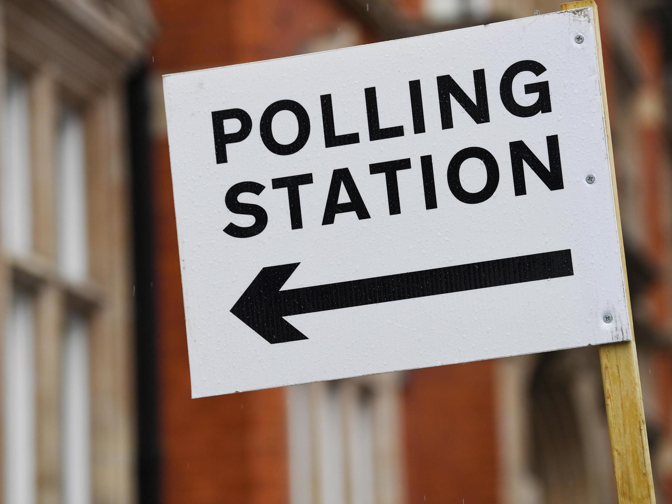 How to vote in the UK general election: Where is my nearest polling station? | The IndependentShapeleftrightShapeShapeleftrightShape