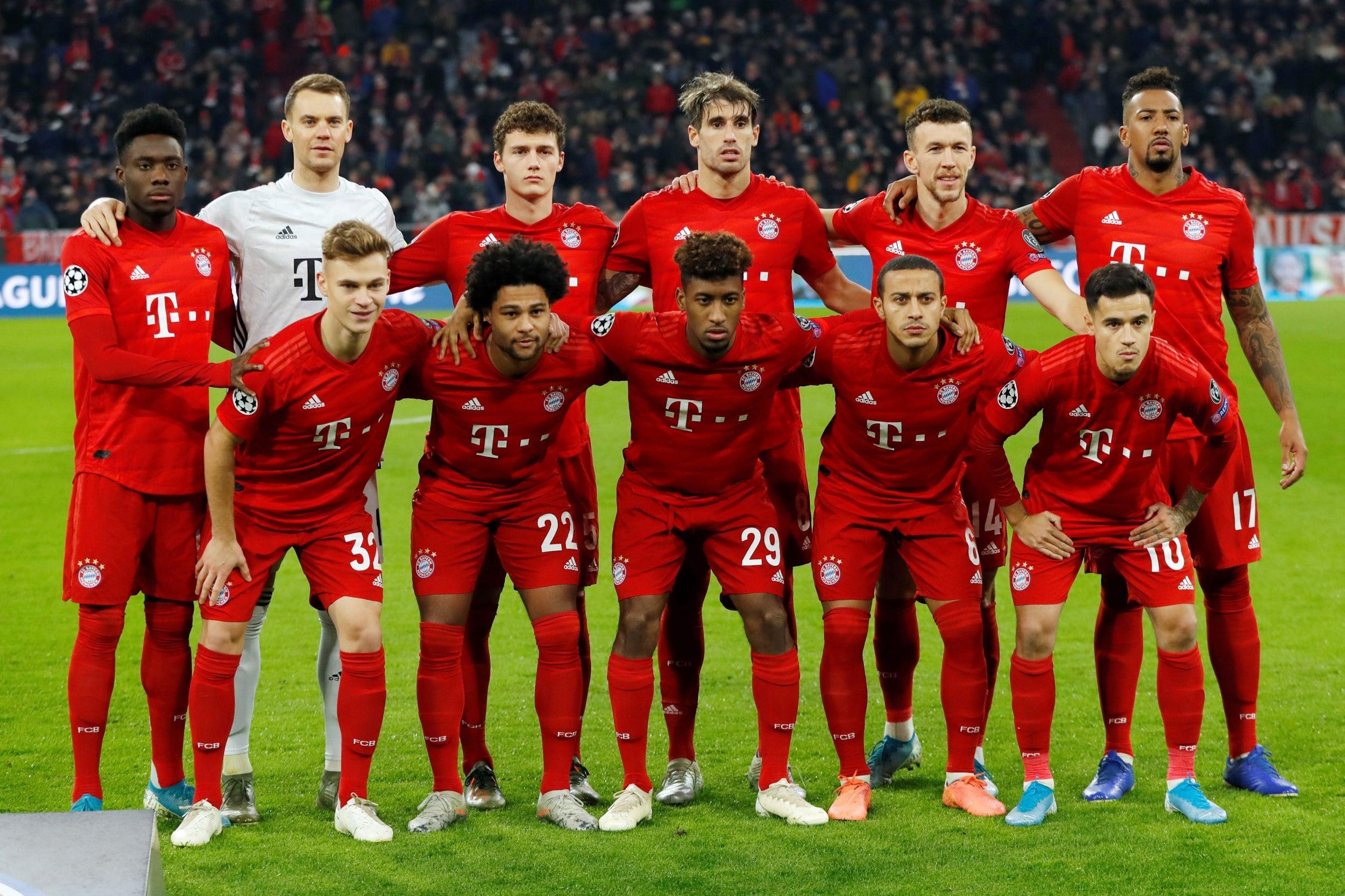 Bayern MГјnchen Tottenham