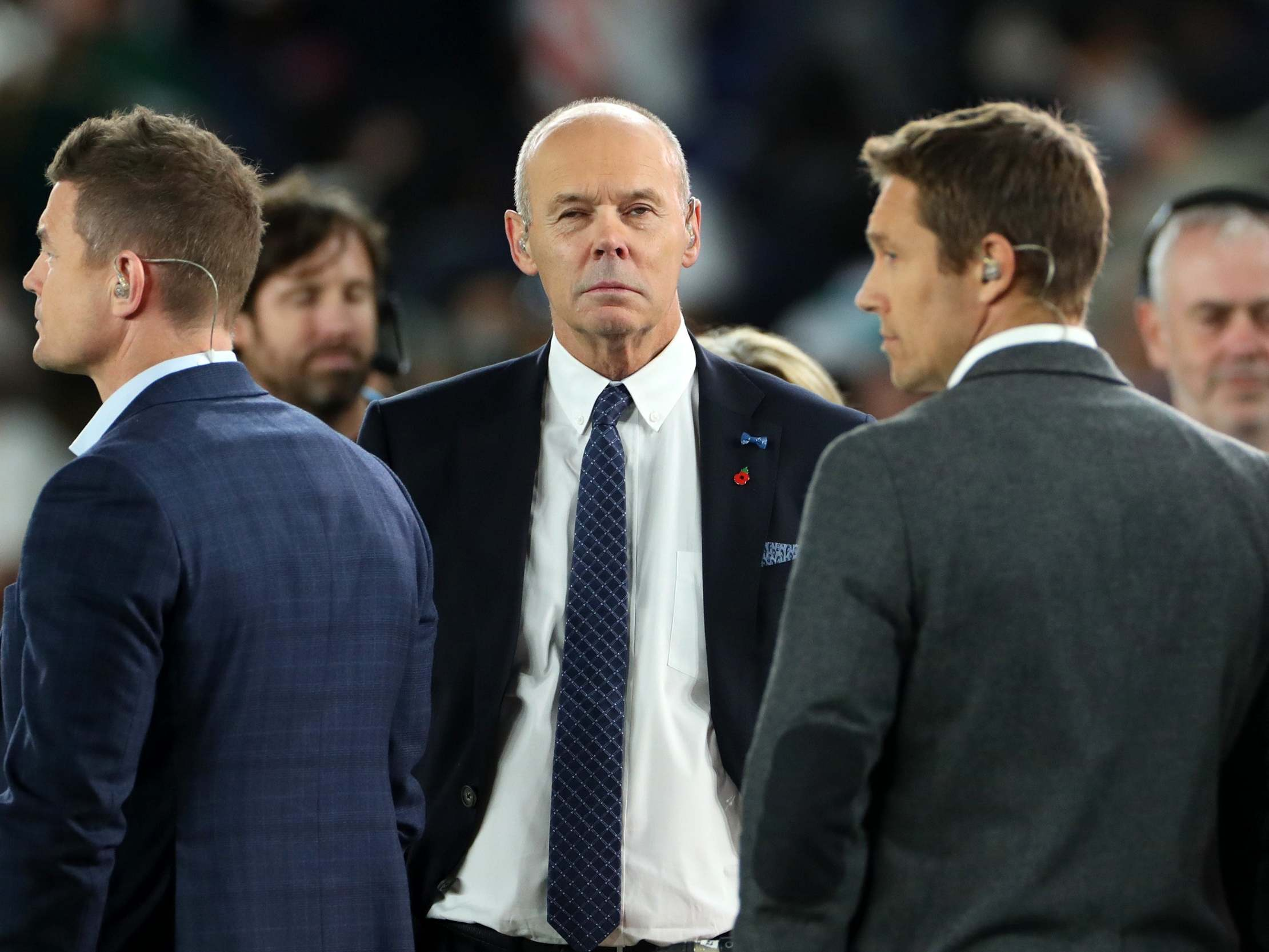 Clive Woodward compares 2003 Rugby World Cup winners to current England team and explains why his side were better