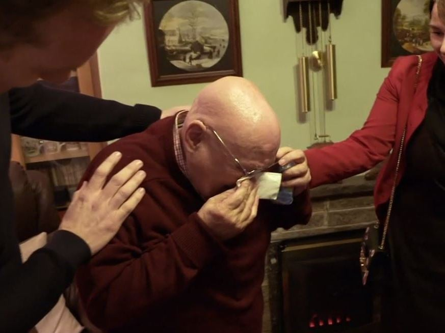 BBC viewers in tears as elderly man who has spent last 20 Christmase…