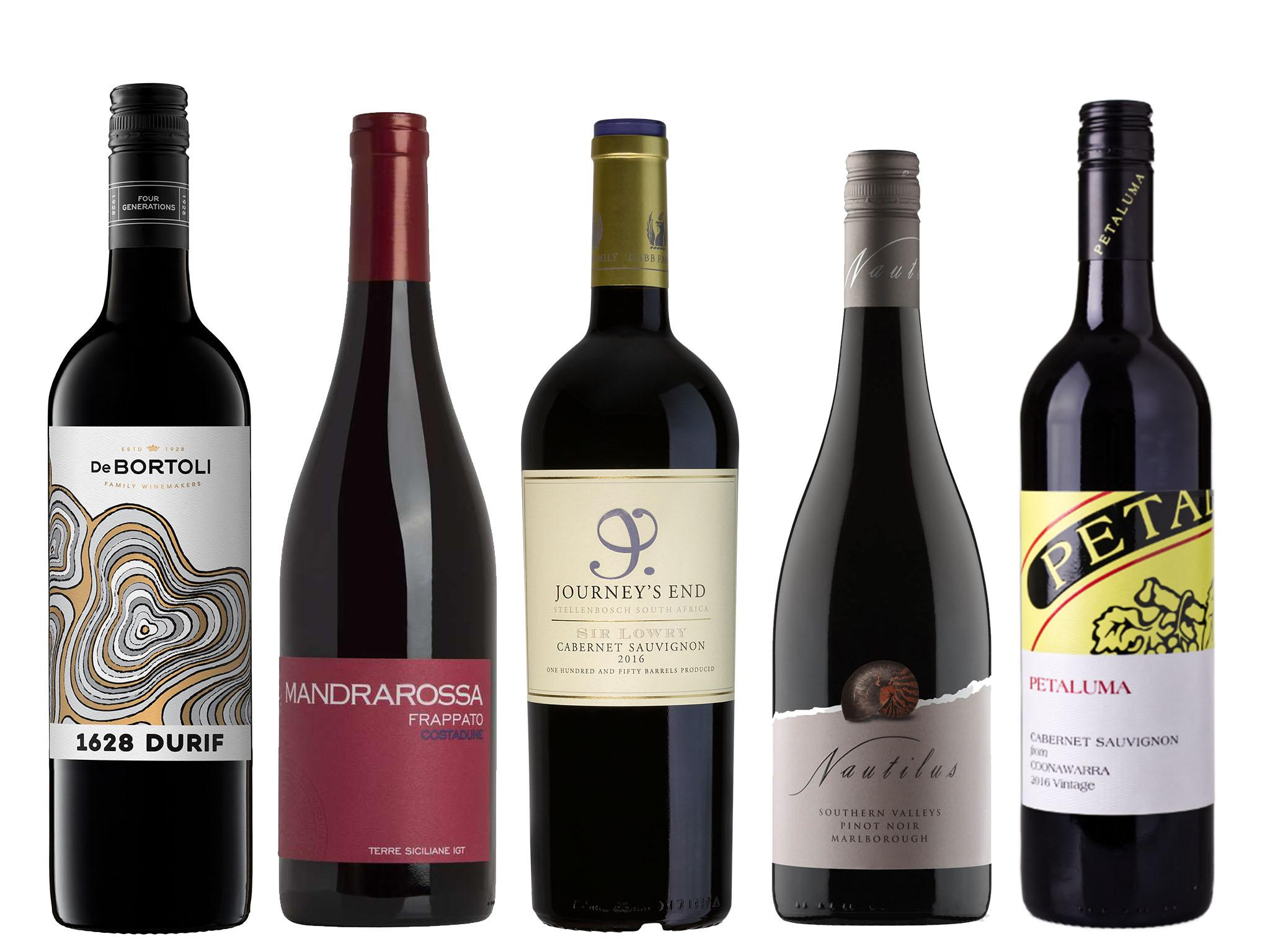 Wines of the week: 10 reds perfect for Christmas drinking