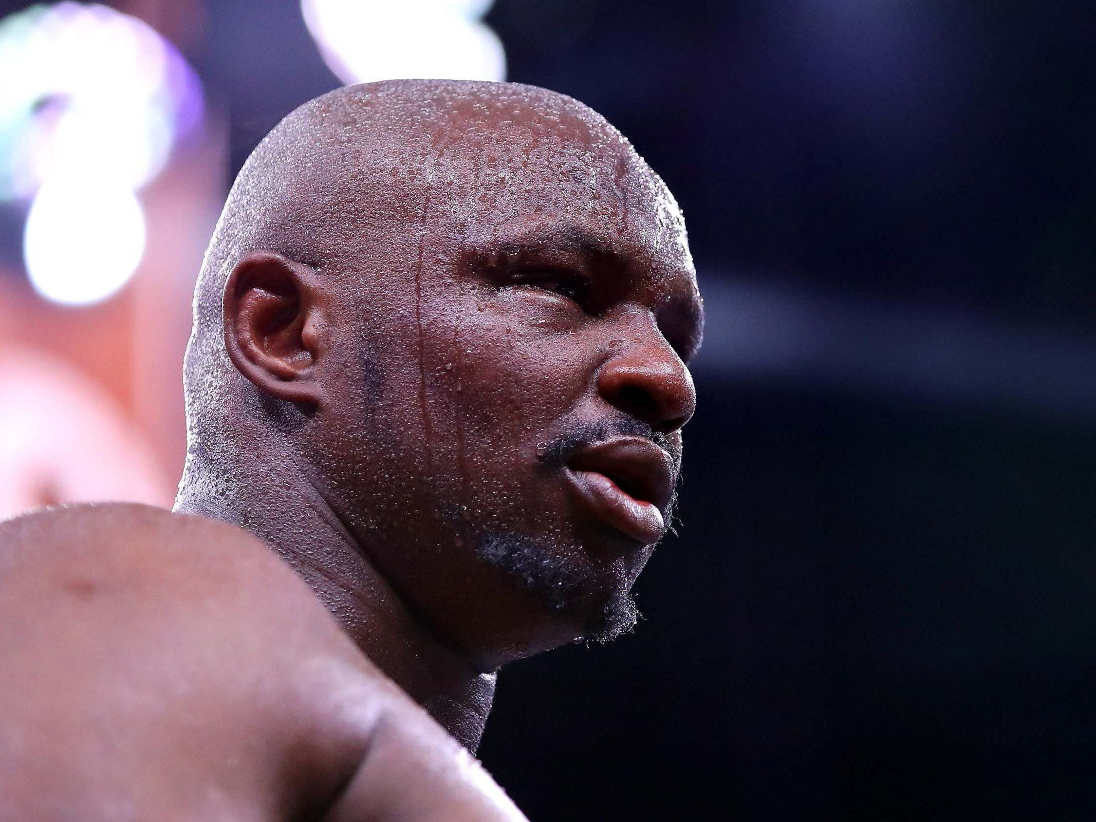 Dillian Whyte says Deontay Wilder will dodge fight by becoming WBC 'franchise' champion