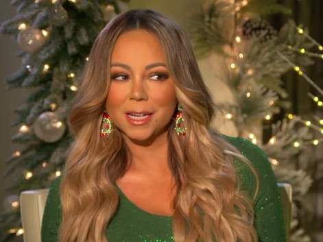 Mariah Carey accuses This Morning's Alison Hammond of 'mocking' her after presenter sings made-up Christmas tune
