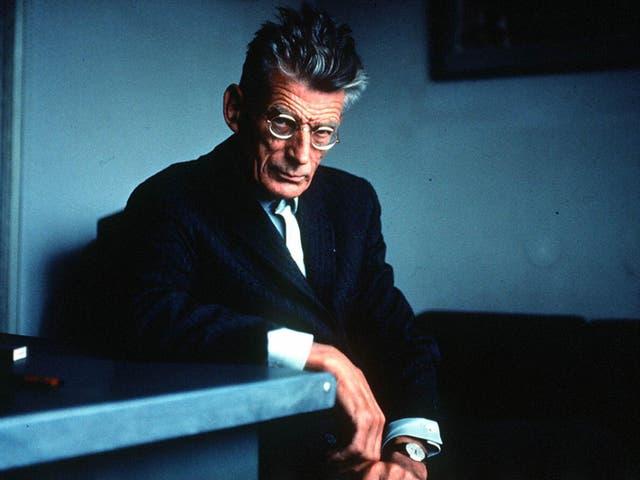 'An absurd joke on the part of fate': Beckett in Paris in 1960