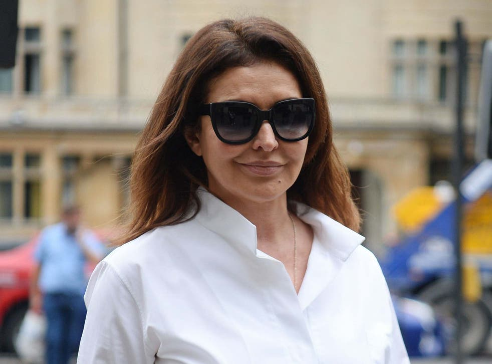 Zamira Hajiyeva spend £600,00 in one day at department store Harrods