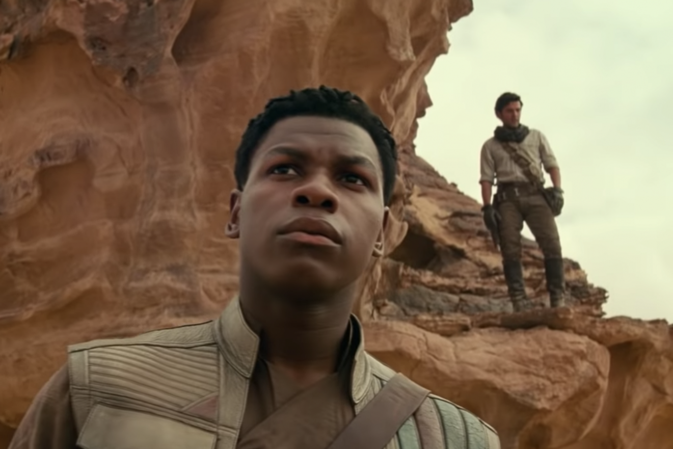 Star Wars' John Boyega says disputes among fans are the 'most stupid thing in the world'