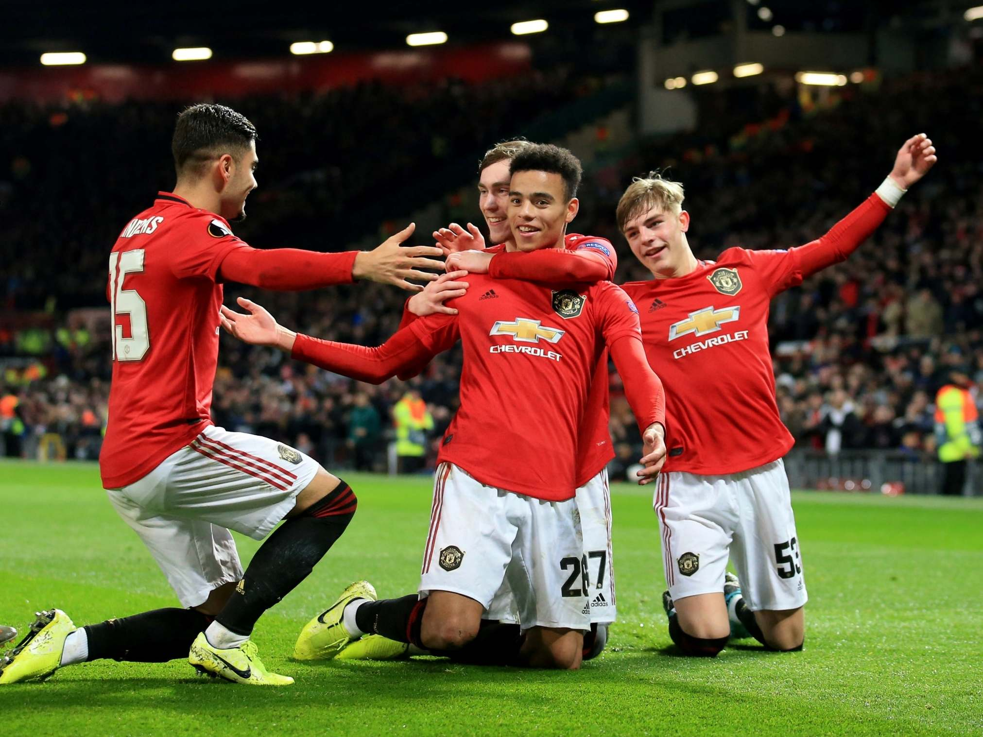 Manchester United vs AZ Alkmaar result: Mason Greenwood shows why he is Old Trafford's next great hope