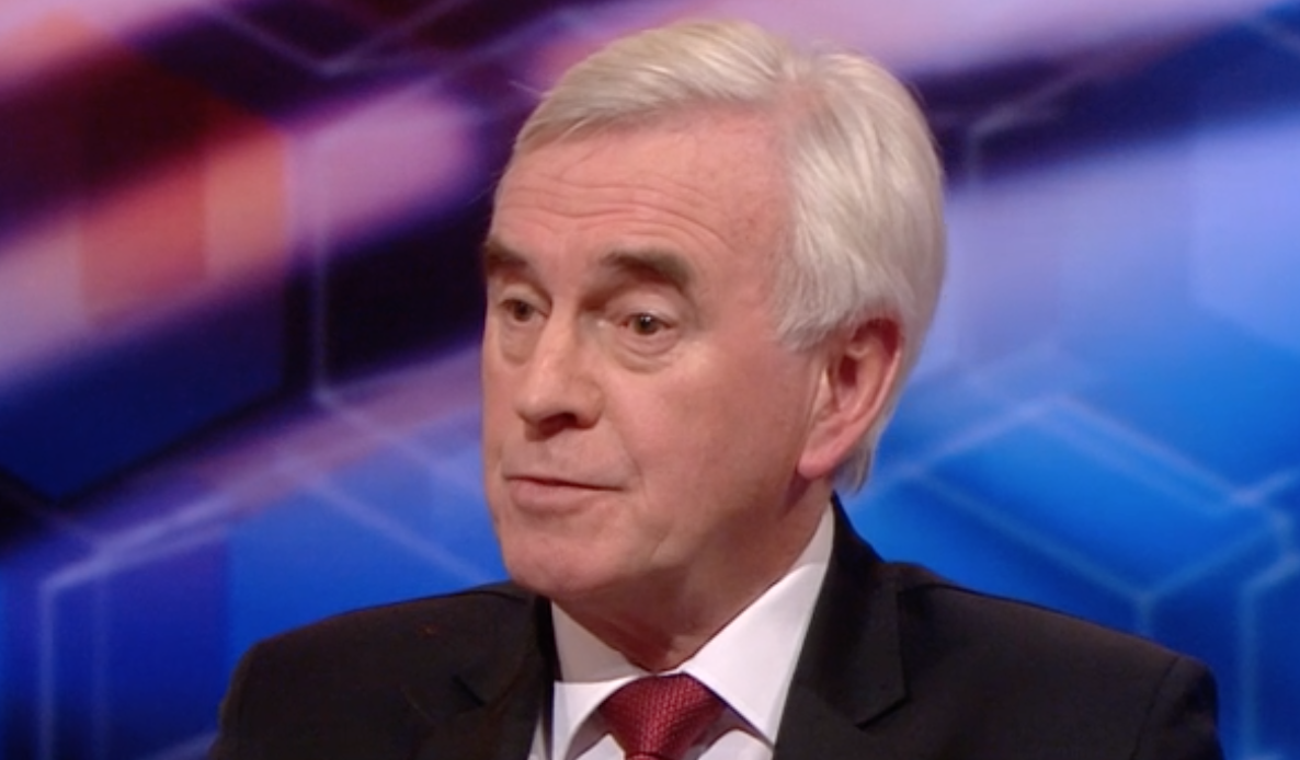 Jeremy Corbyn resignation: Labour will make 'the appropriate decisions' about leader after crushing election loss, McDonnell says