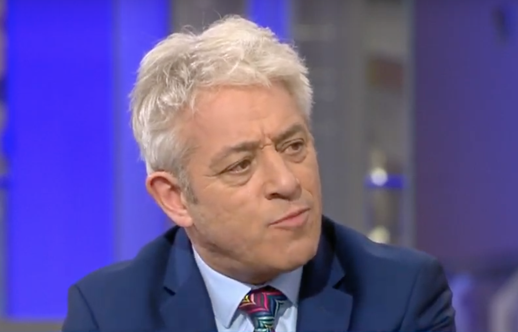 John Bercow could be blocked from peerage unless he joins Labour