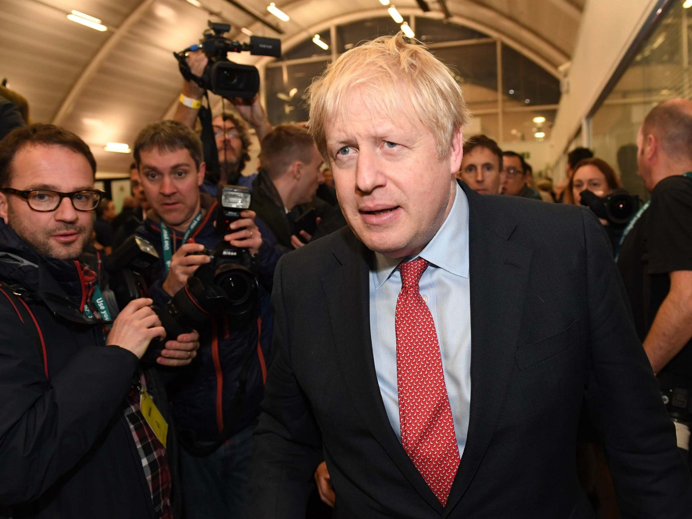 Don't panic, there are reasons for optimism now that Boris Johnson has his majority