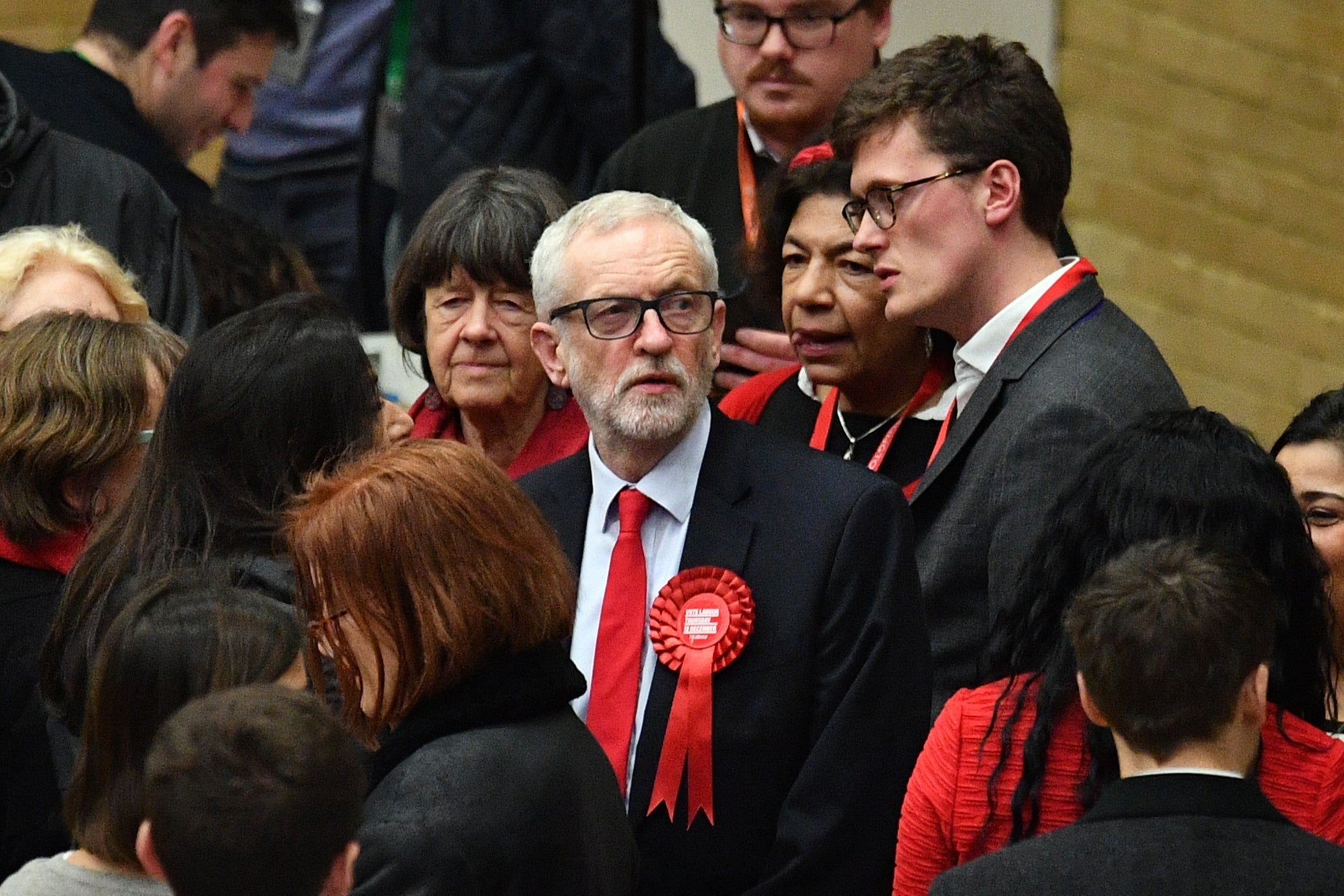 'Please stand down': Labour MPs tell Jeremy Corbyn to resign immediately after disastrous election night