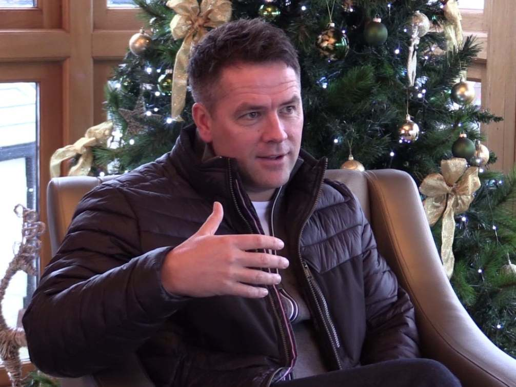 Michael Owen interview: I'm in a good place but 'heartbreaking' to see old teammates struggle