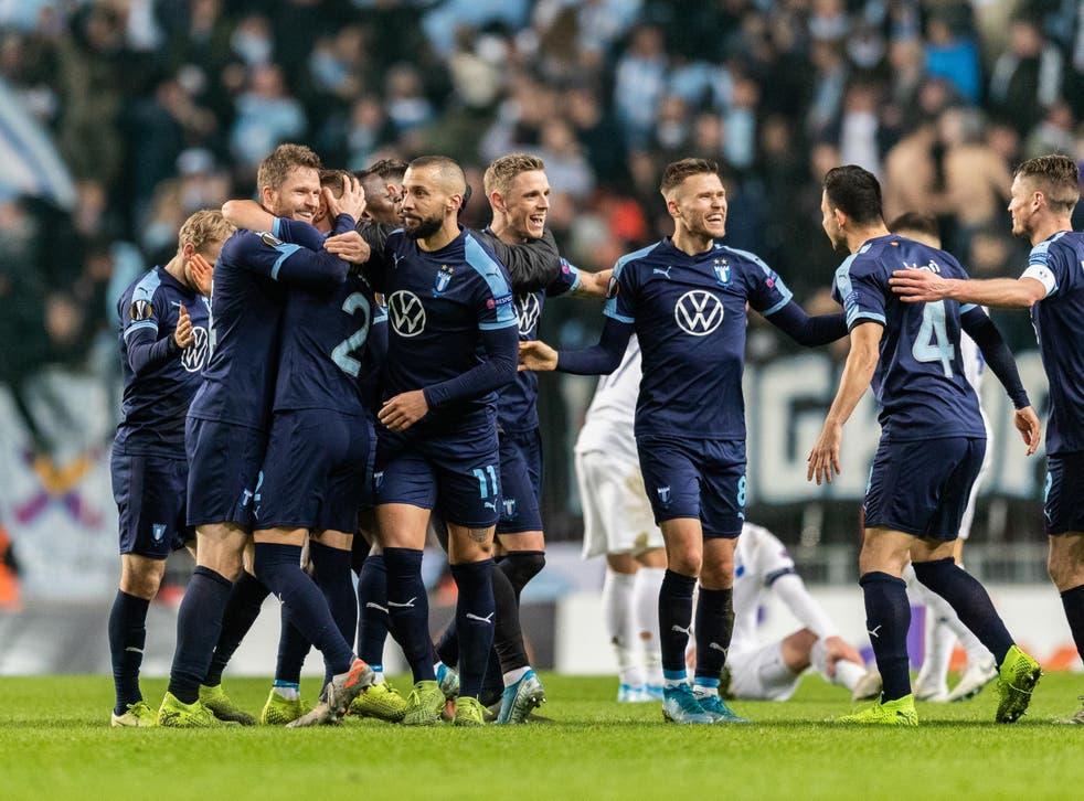 Malmö beat Copenhagen to usher in a new era for Scandinavian football